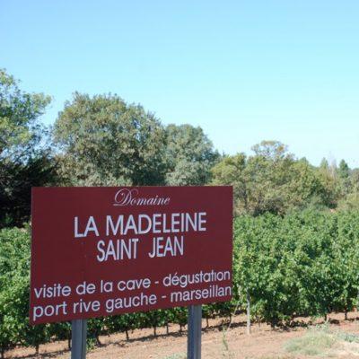 Domaine La Madeleine Saint Jean thumb