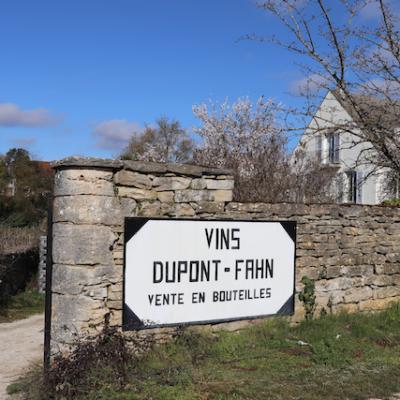 Dupont Fahn wijnhuis